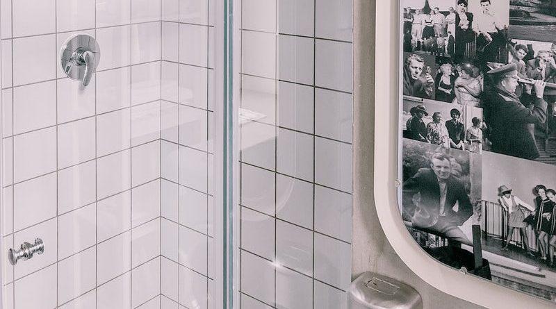 pedana antiscivolo per doccia